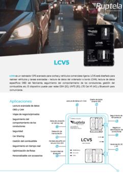 LCV5 profile